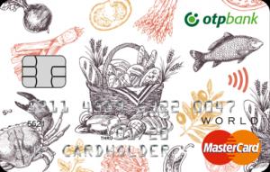 Домашняя кредитная карта / ОТП Банк